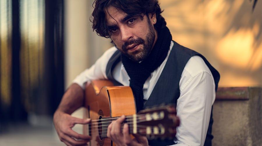 Entrevista para ABC del guitarrista Dani Casares