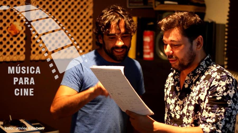 Dani Casares vuelve a producir música para Cine