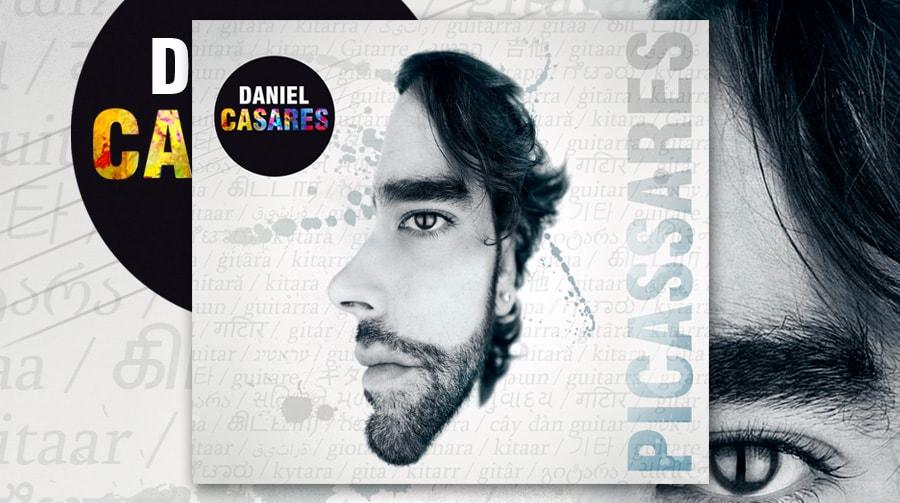 Daniel Casares presenta nuevo disco, Picassares