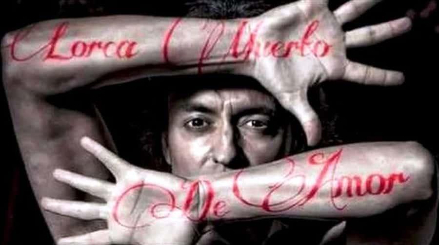 Lorca, muerto de amor
