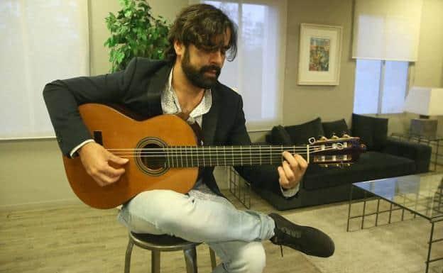 Daniel Casares: «El 'Concierto de Aranjuez' está escrito para un guitarrista flamenco»