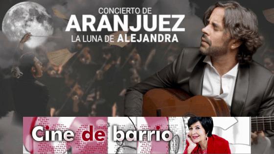 Daniel Casares en Cine de Barrio