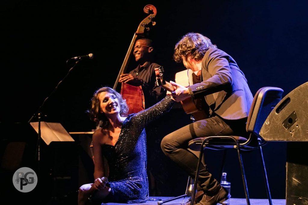 concierto de guitarrita flamenco